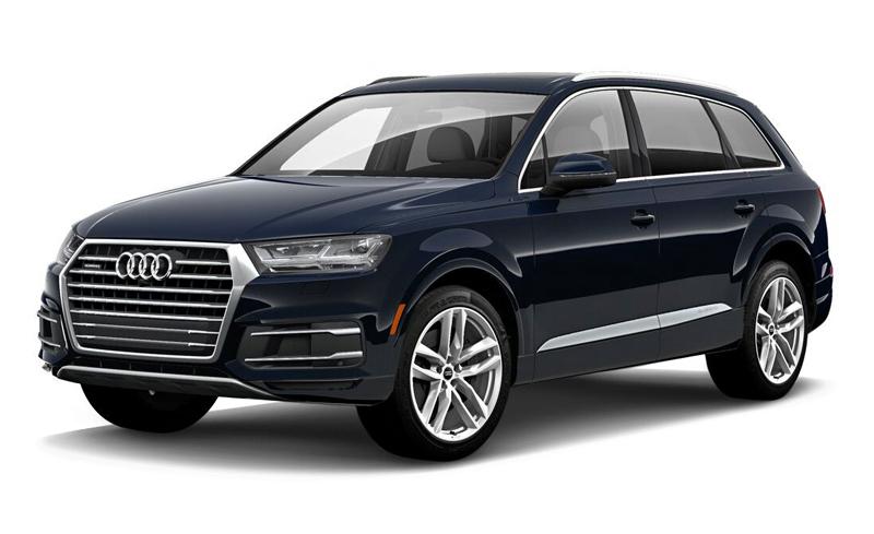 Royal car - Audi