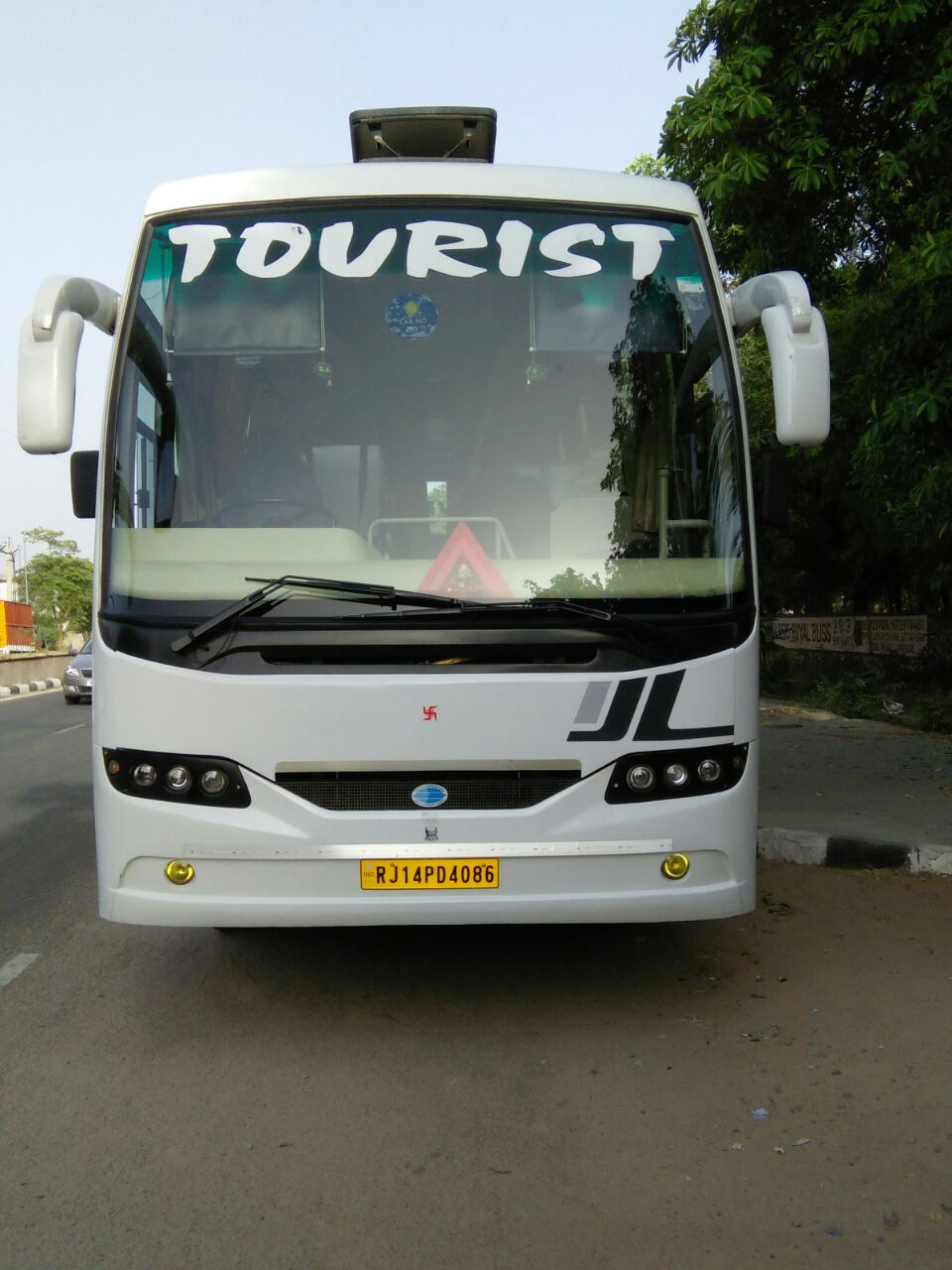hire volvo coach