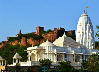 birla temple - visiting places in Jaipur